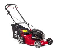 Motorová sekačka s pojezdem se záběrem 46 cm pro menší až střední zahrady