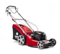 Motorová zahradní sekačka s pojezdem pro velké zahrady se záběrem 53 cm a s hliníkovým šasi